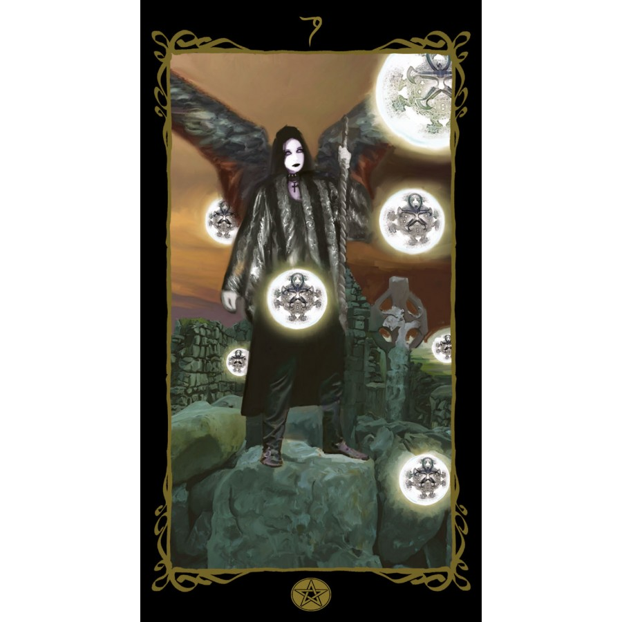 Dark Angels Tarot 8