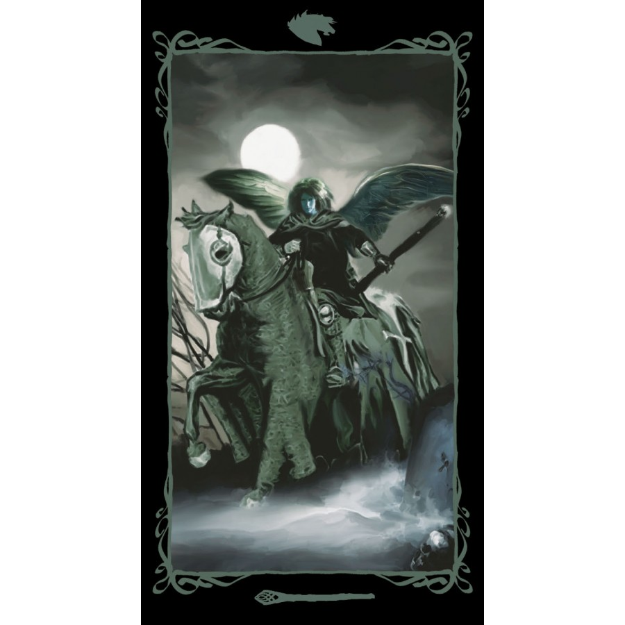 Dark Angels Tarot 9