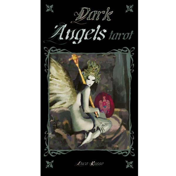 Dark Angels Tarot cover