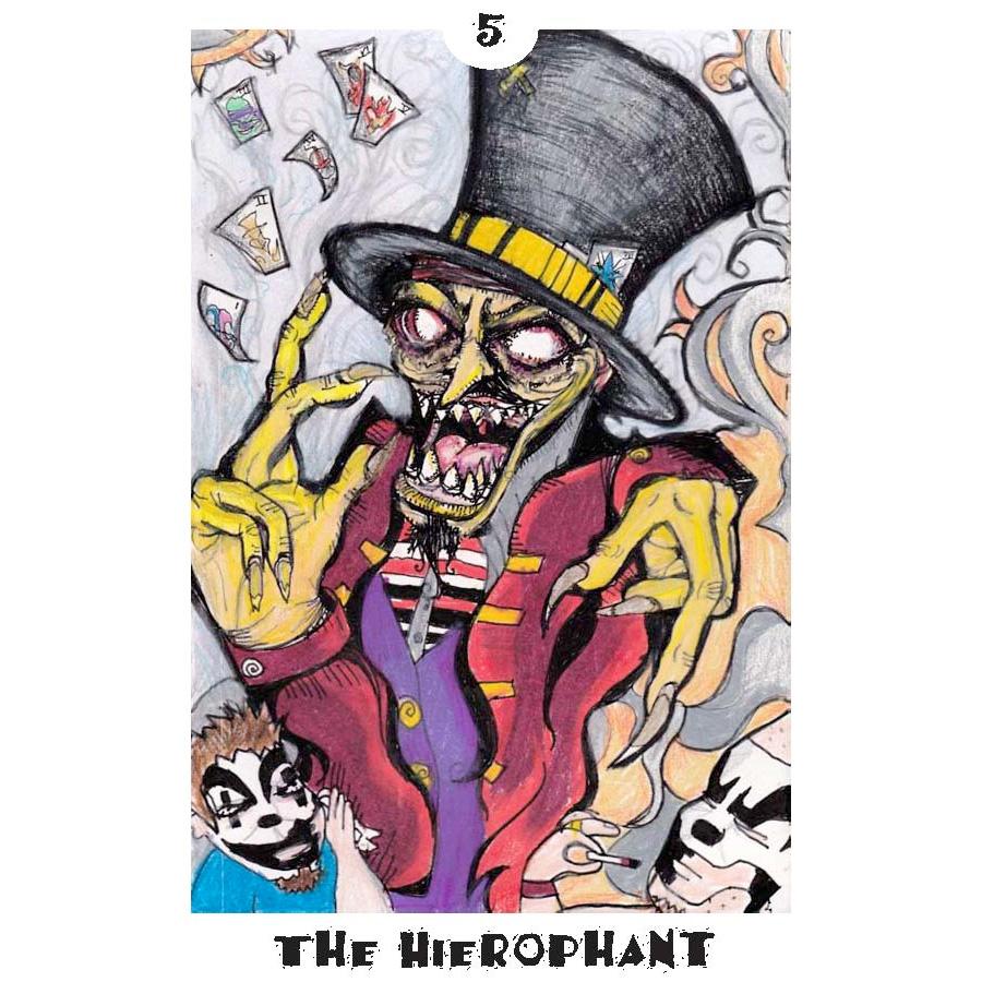 Dark Carnival Tarot 2