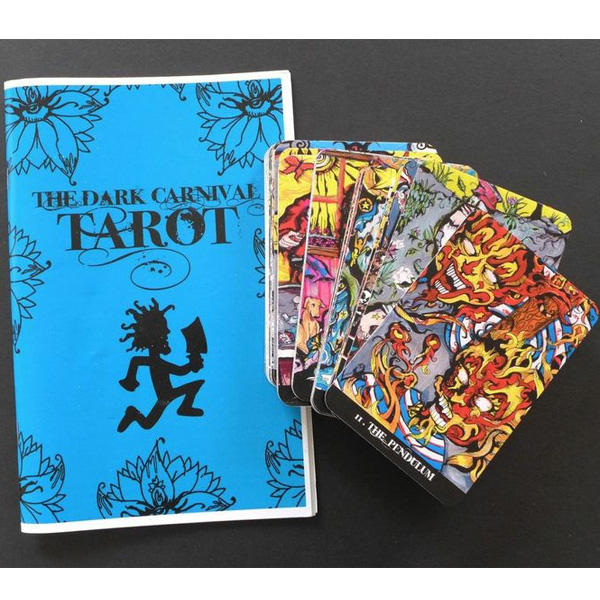 Dark Carnival Tarot 7