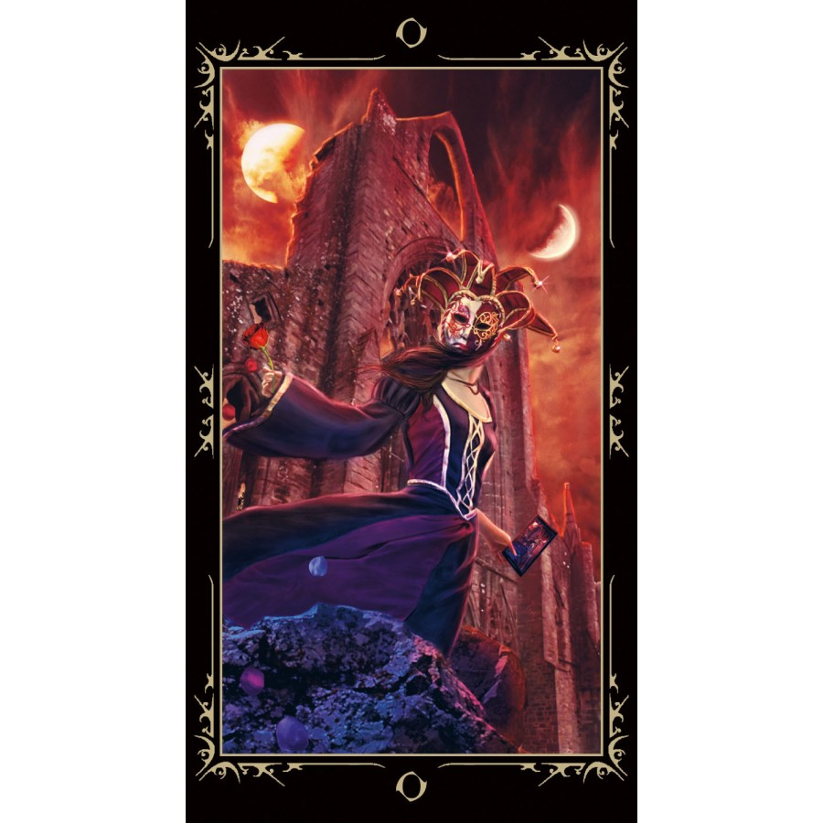 Dark Fairytale Tarot 1