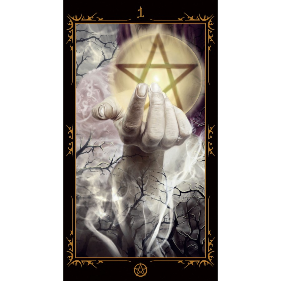 Dark Fairytale Tarot 3