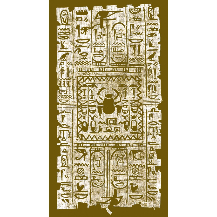 Egyptian Tarot 6