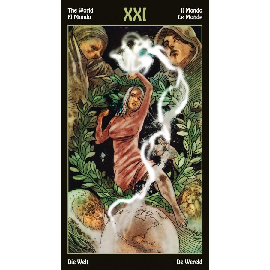 Elemental Tarot 7