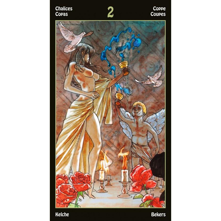 Elemental Tarot 8