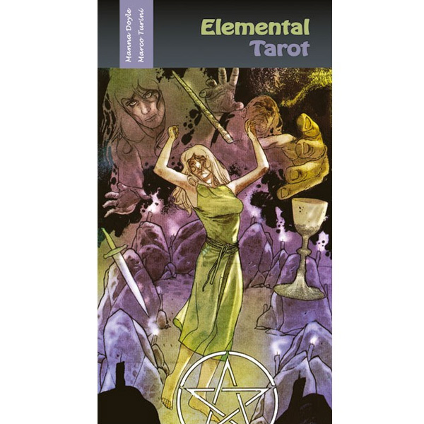 Elemental Tarot cover