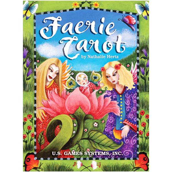 Faerie Tarot cover