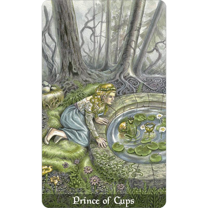 Fairy Tale Tarot 4