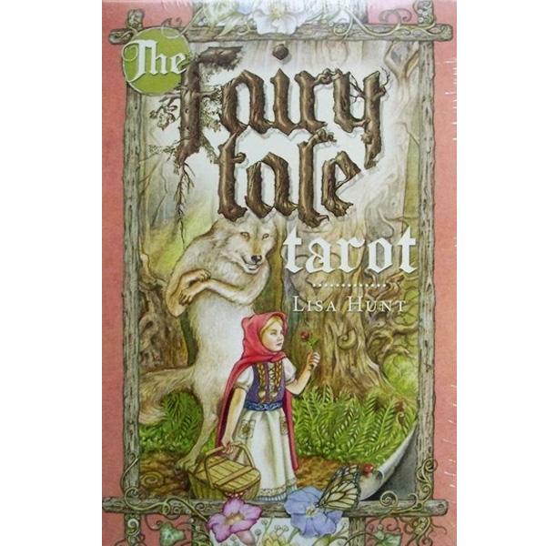 Fairy Tale Tarot cover