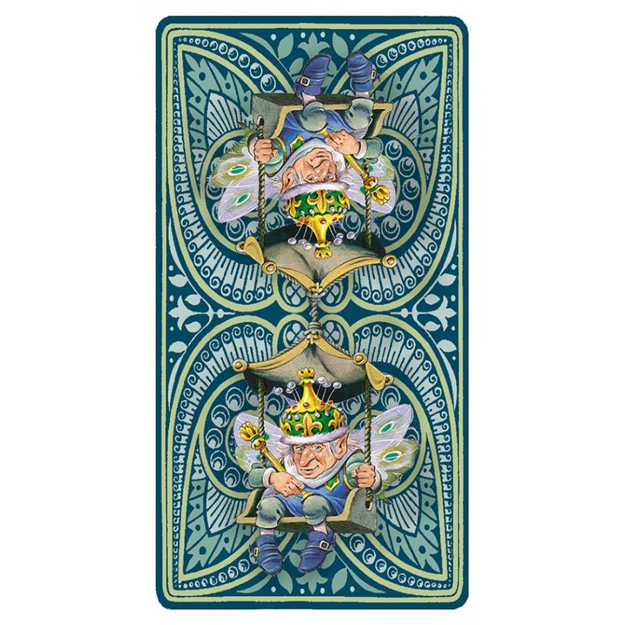 Fairy Tarot 12
