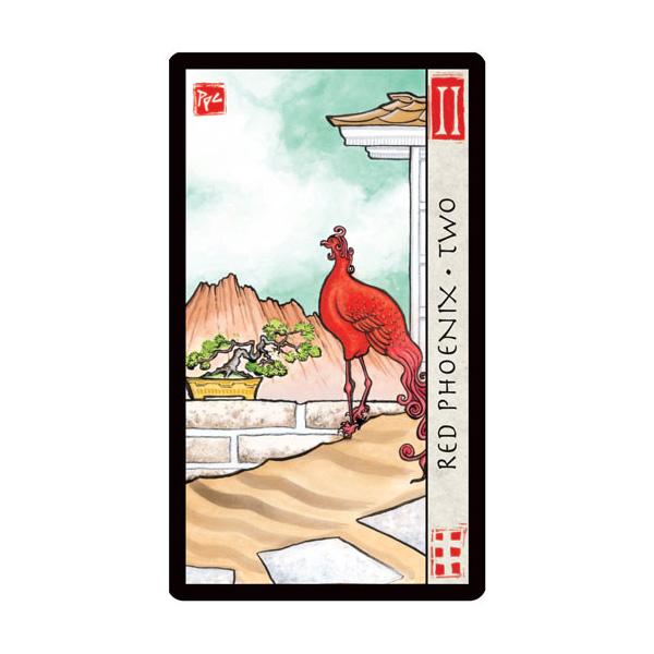 Feng Shui Tarot 3