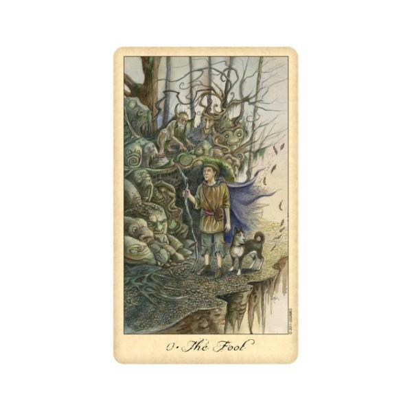 Ghosts & Spirits Tarot 1