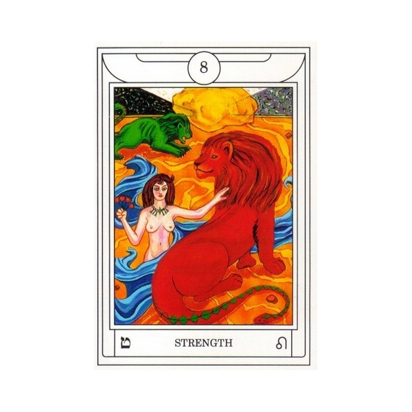 Golden Dawn Magical Tarot 2