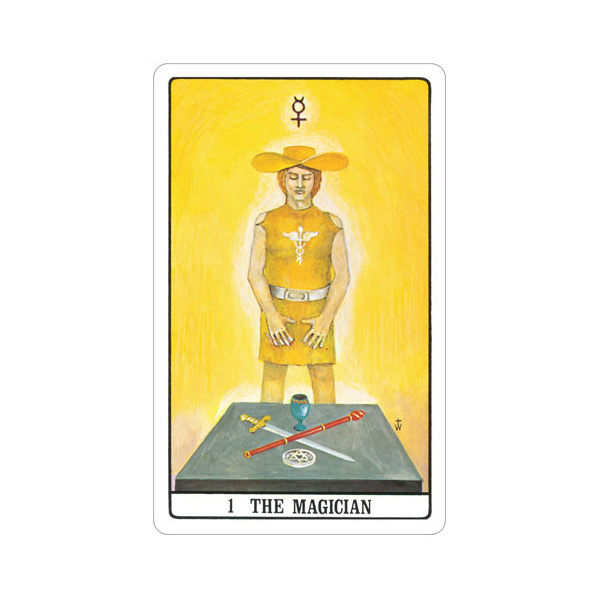 Golden Dawn Tarot 2
