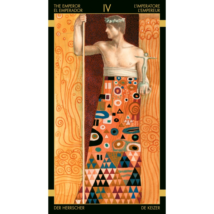 Golden Tarot of Klimt 6