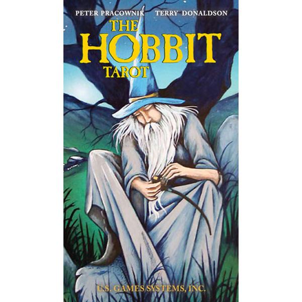 Hobbit Tarot cover