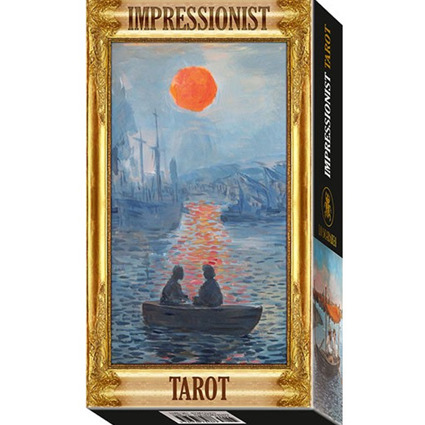 Impressionist Tarot cover