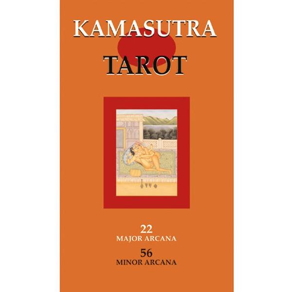 Kamasutra Tarot cover