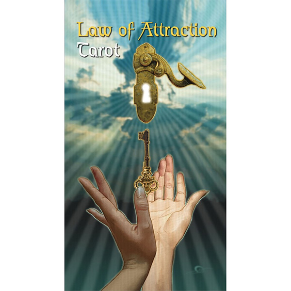 Law of Attraction Tarot cover