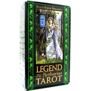 Legend The Arthurian Tarot - Bookset Edition