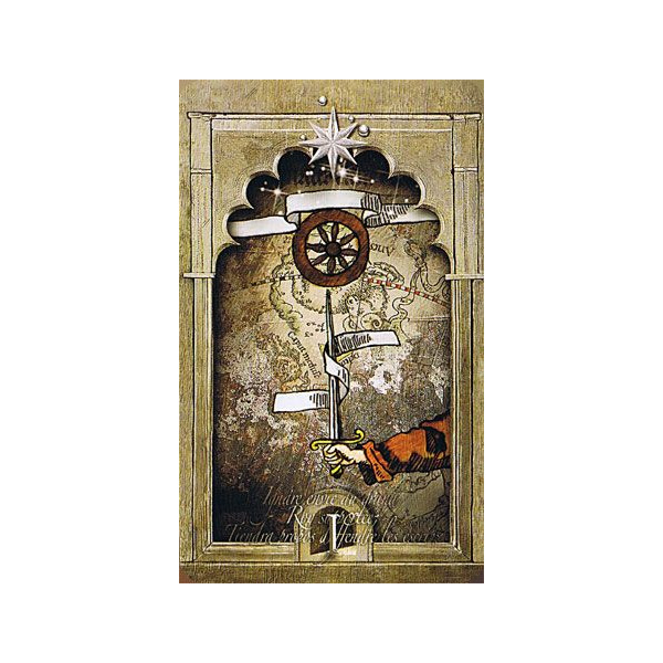 Lost Tarot of Nostradamus 3