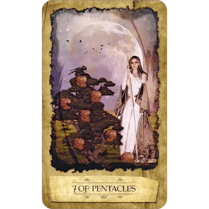 Mystic Dreamer Tarot 6