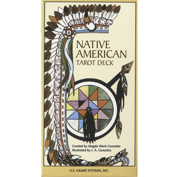 Native American Tarot - US Games