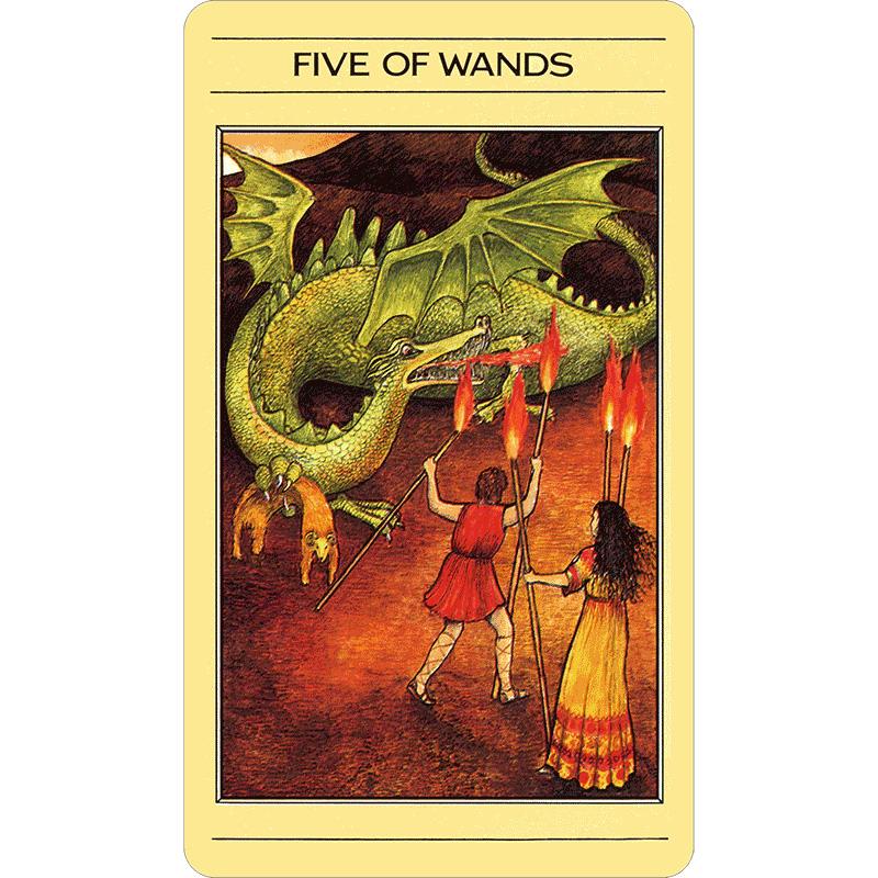 New Mythic Tarot 4