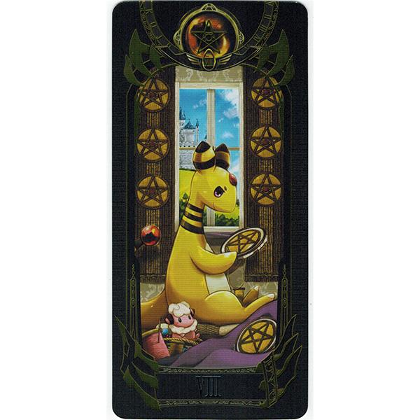 Pokemon Tarot 15