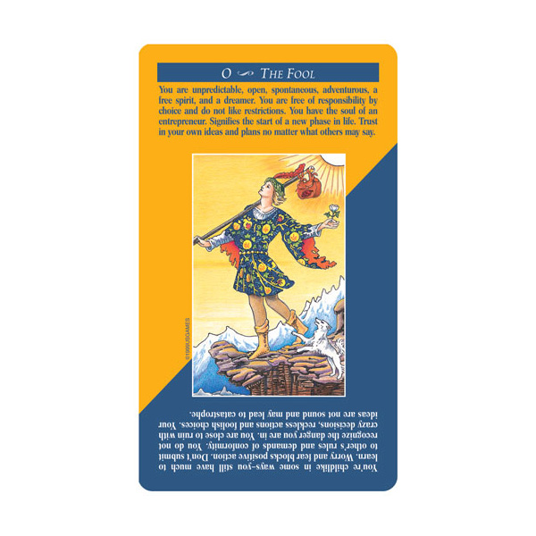 Quick & Easy Tarot 1
