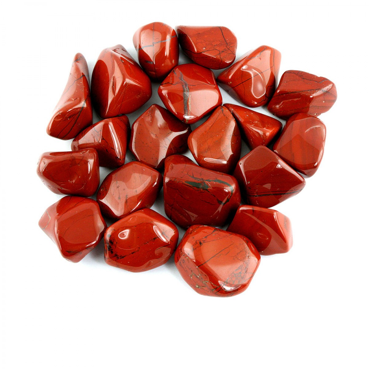 Red Jasper from South Africa