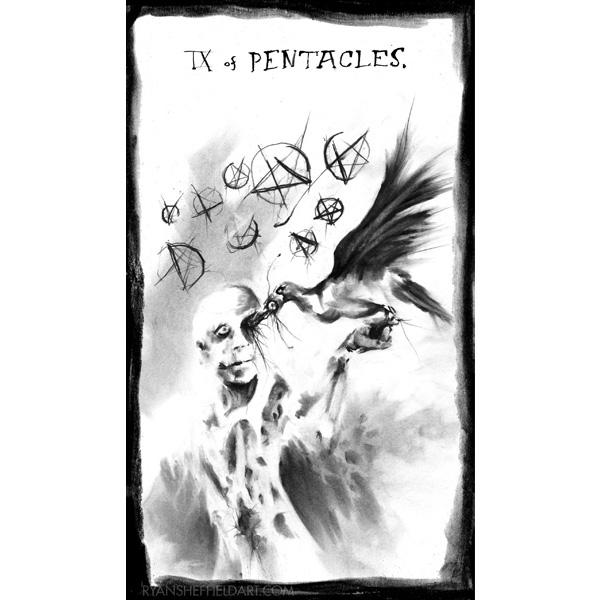 Ritual Abuse Tarot 16