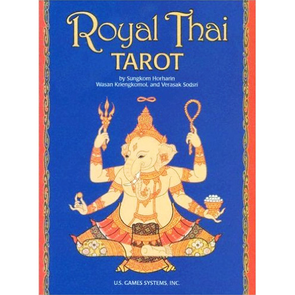 Royal Thai Tarot cover