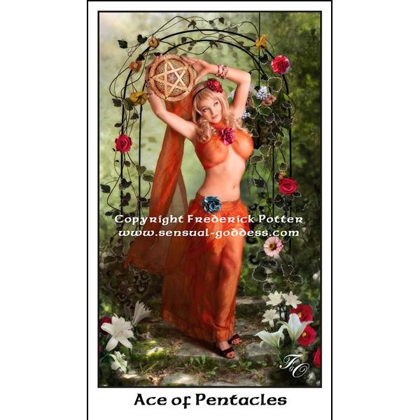 Sensual Goddess Tarot 1