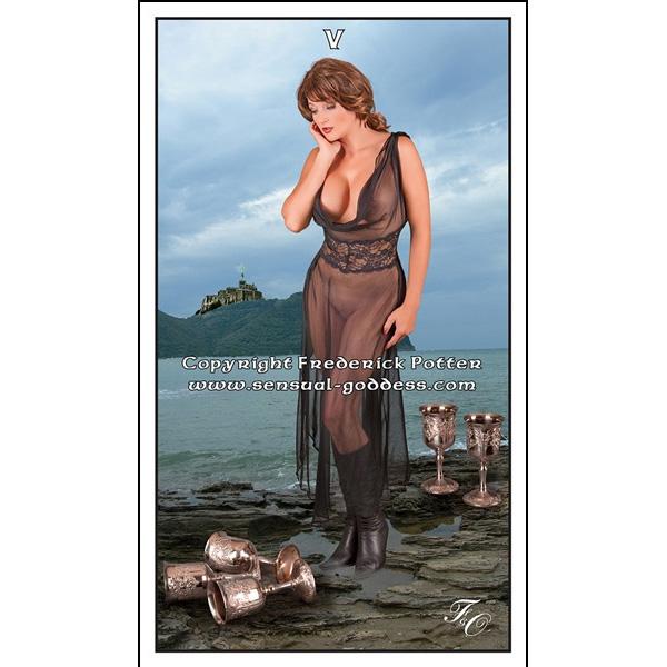 Sensual Goddess Tarot 3