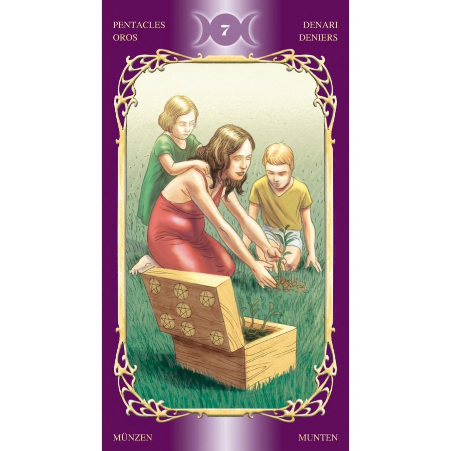 Sensual Wicca Tarot 2
