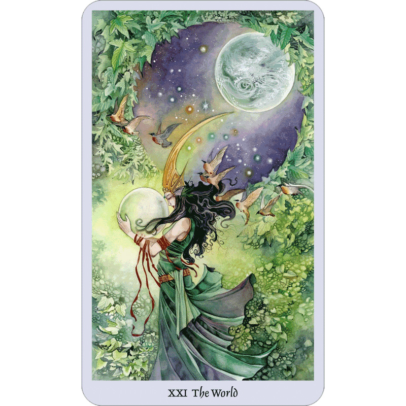 Shadowscapes Tarot 1