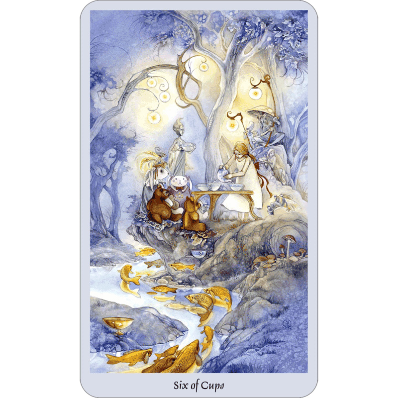 Shadowscapes Tarot 4