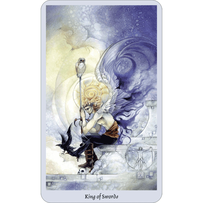 Shadowscapes Tarot 5
