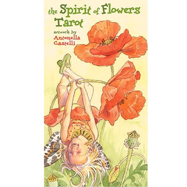 Spirit of Flowers Tarot