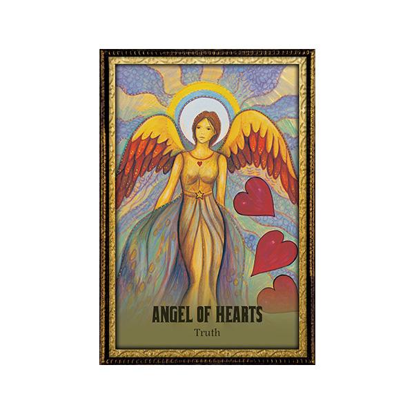Blue Angel Oracle 5