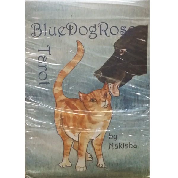Blue Dog Rose Tarot