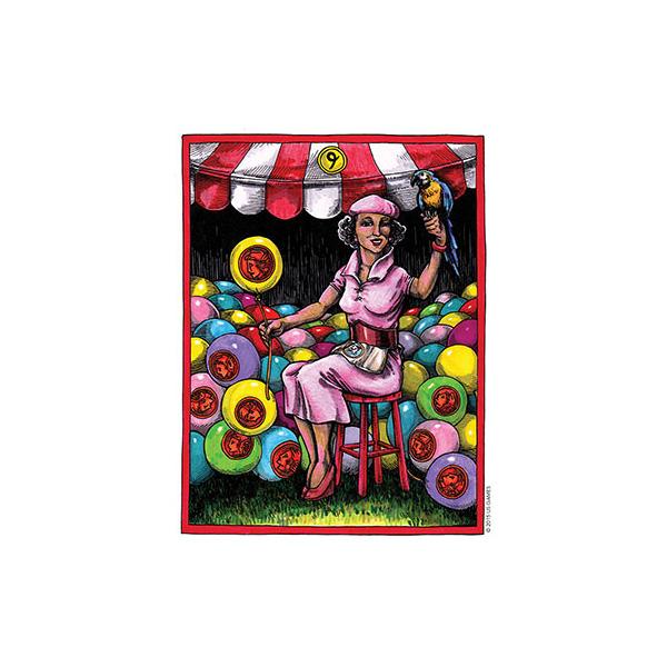 LeGrande Circus & Sideshow Tarot 6