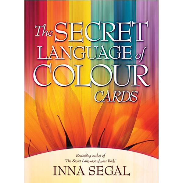 Secret Language of Colour Cards