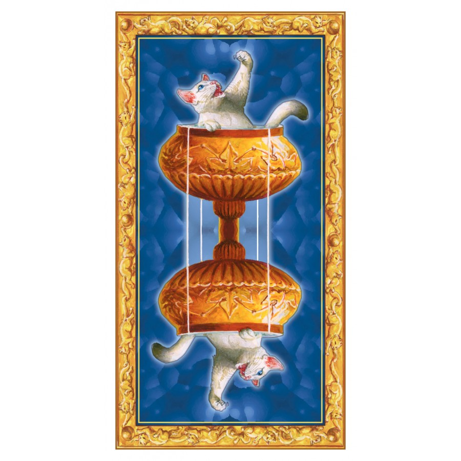 Tarot of White Cats 12