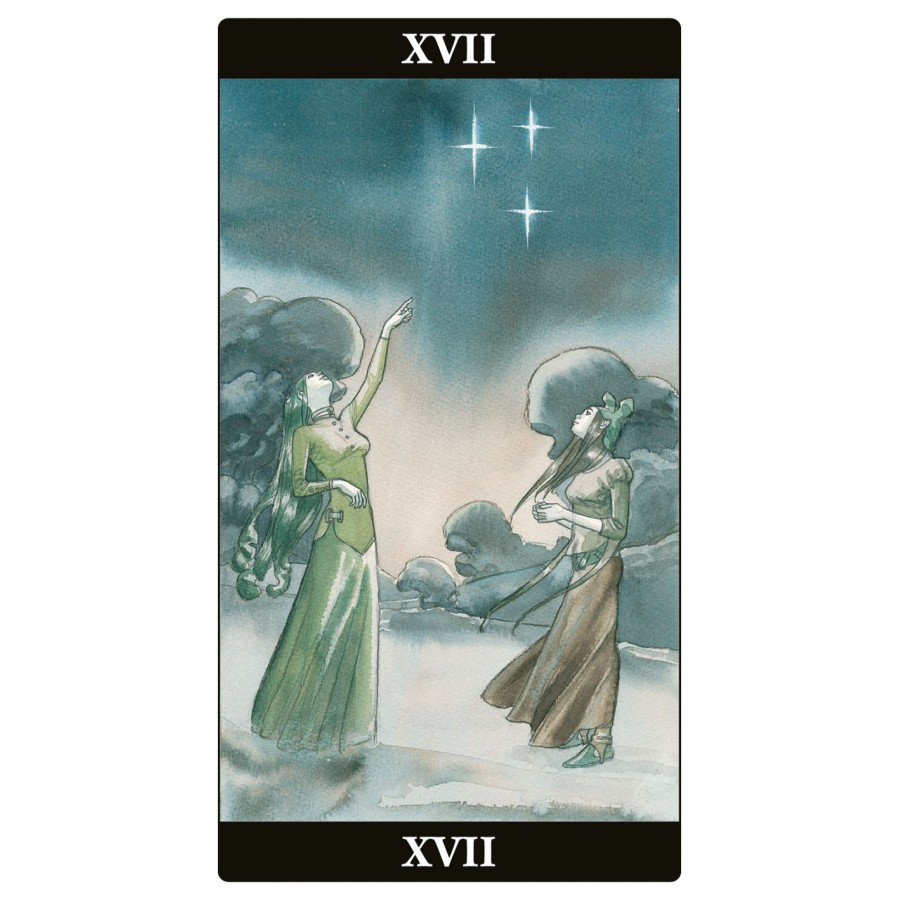 Tarot of the Dream Enchantress 10