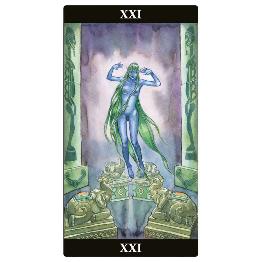 Tarot of the Dream Enchantress 11