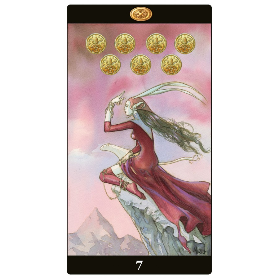 Tarot of the Dream Enchantress 2