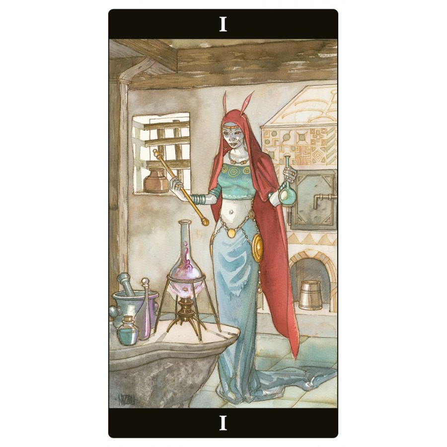 Tarot of the Dream Enchantress 5